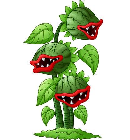 漫画食虫植物