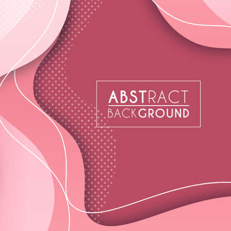 Colorful liquid and geometric background with fluid gradient shapes