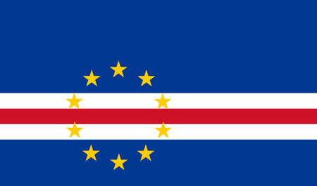 cape verde flag: Cape Verde