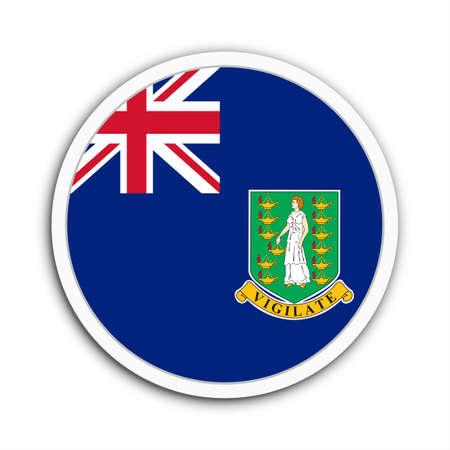 virgin islands: British virgin islands Stock Photo