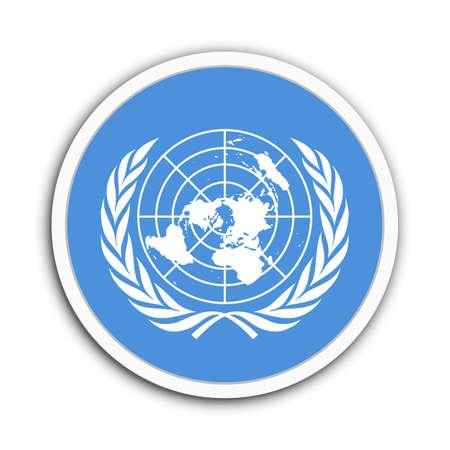 nazioni unite: nazioni unite Archivio Fotografico