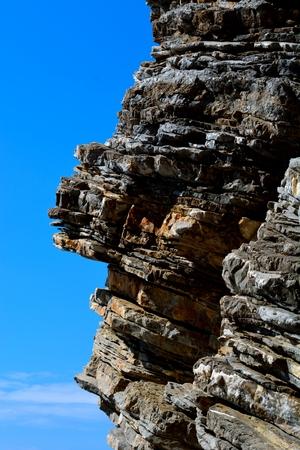 spectacular: Spectacular rock Stock Photo
