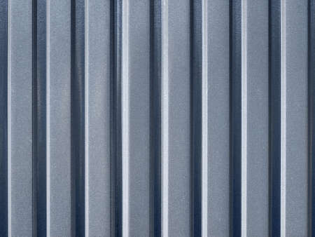 Sheet metal texture. Vertical. Steel.
