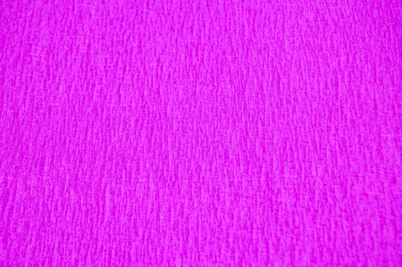 corrugate: Background from a crepe paper of violet colour