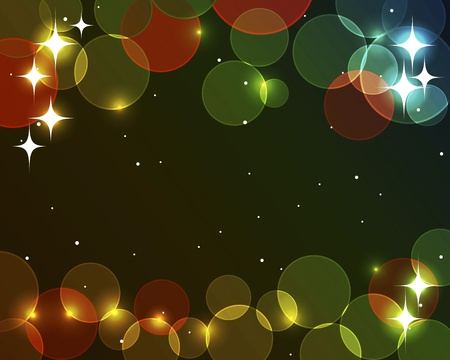 Abstract background for design with space for text  Vector illustration Stock Vector - 16657314