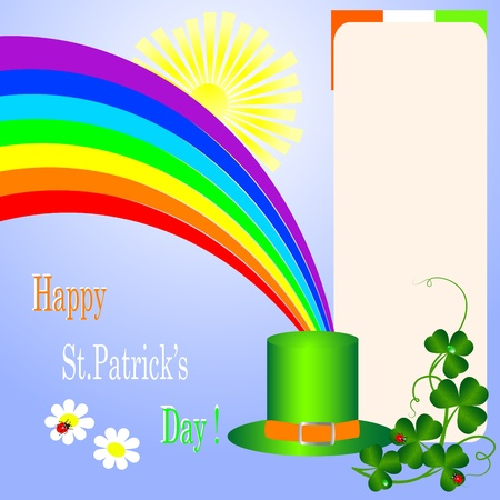 St  Patrick Stock Vector - 17533464