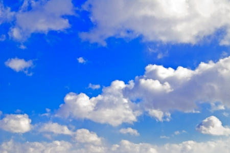 The beautiful sky with clouds Stock Photo - 17945833