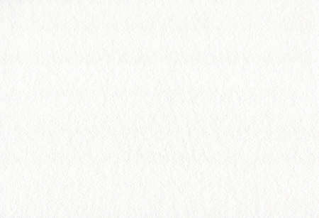 White watercolor paper texture background. Rough grain.