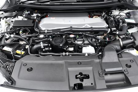 燃料電池車 写真素材