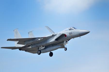 F-15 Eagle vechter Stockfoto