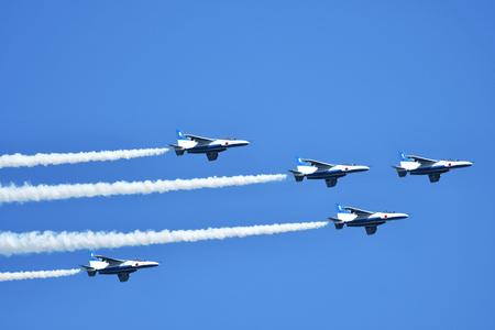 Acrobatic flight