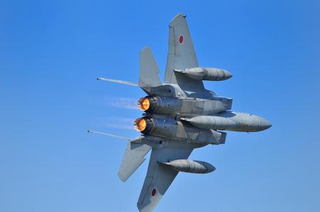 F-15 Eagle fighter