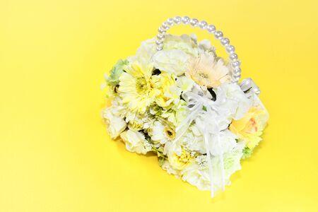 Bag type bouquet