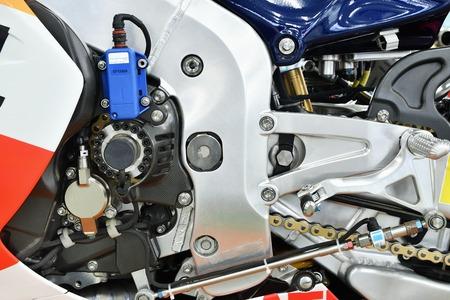 Bike works machine