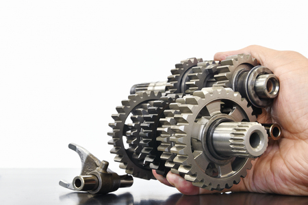 Motorcycle transmissions