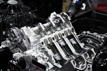 Motor Show automotive engine