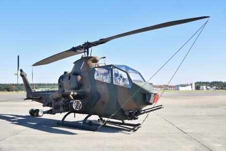対戦車ヘリコプター