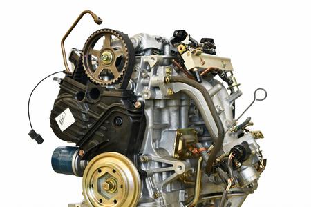 Repair of automobile engine