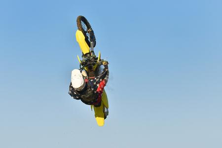 Freestyle Motocross 報道画像