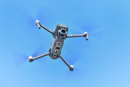 Drones dedicated to aerial photography