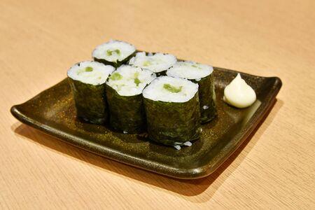 Wasabi-maki Sushi