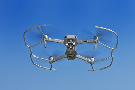 Drone with propeller guard