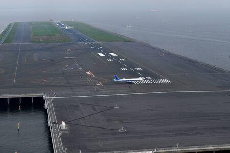 D-Haneda Airport runway
