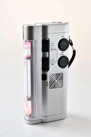 Multi-function radio for disaster prevention