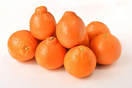 Orange and Decopon Archivio Fotografico