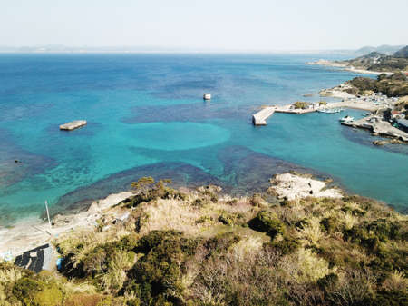 View from Suzaki Lighthouse