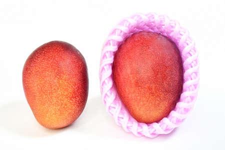 Ripe mango Stockfoto