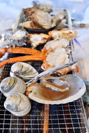 Seafood BBQ