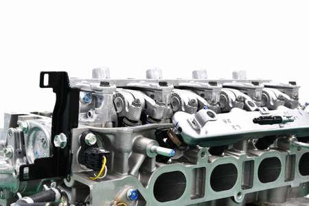 Development of automobile engine