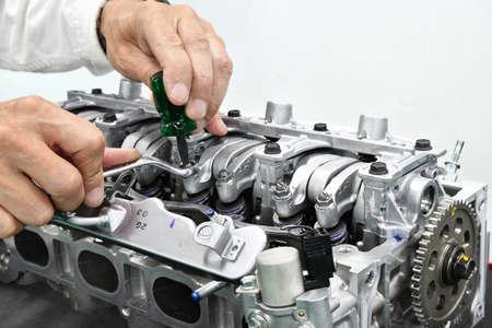 Maintenance of automobile engines