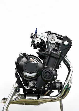 Bike Engine Cut Model