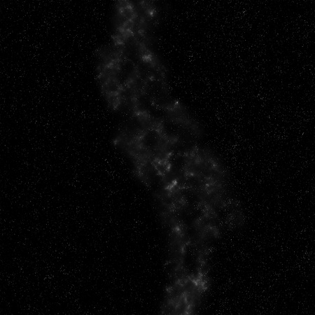 Night sky with stars monochrome texture background Archivio Fotografico