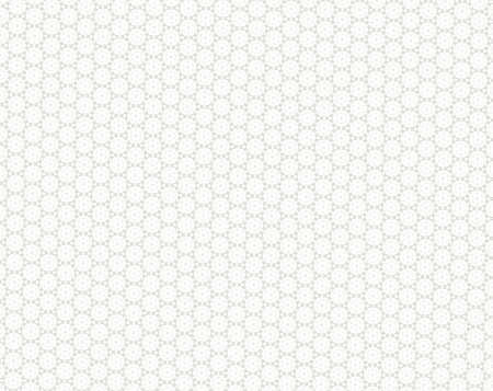 Lines in shape of stars with 6 sides inside hexagon. Background with white and light gray. Stock Photo
