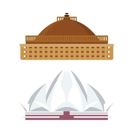 the taj mahal: India landmark taj mahal travel .