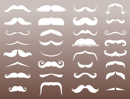 Handlebar Moustache Stock Photos Royalty Free Handlebar Moustache