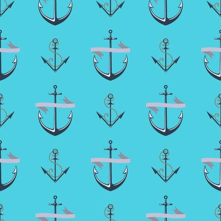 Vintage retro anchor insigne vecteur transparente élément de marine océan nautique symbole de l & # 39 ; ancre illustration Banque d'images - 80194536
