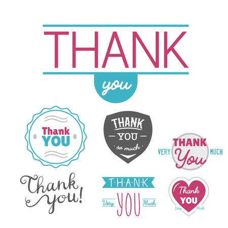 Dank u dankbaarheid gevoel emoties tekst belettering badge dankbaar citaat zinnen bericht.