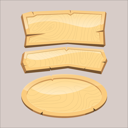 Directory houten bord bord road board houten tablet indicatie index pijlkop manier vector illustratie