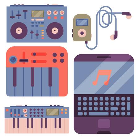 Hip hop accessory musician instruments.