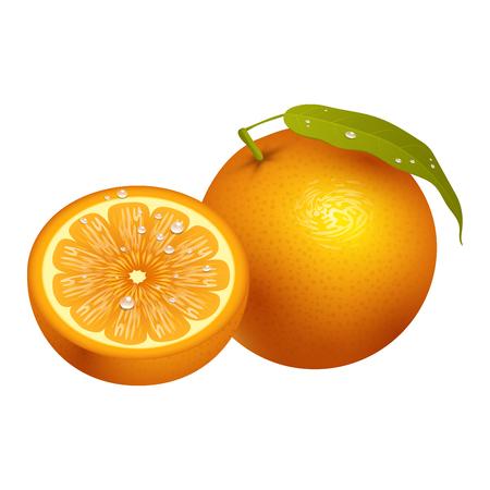 3d 건강 한 채식주의 달콤한 익은 과일 그림. 스톡 콘텐츠 - 87355843