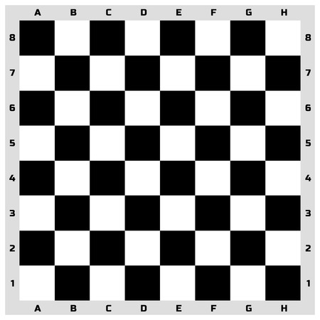 체스 보드 원활한 패턴 배경 chessmen 레저입니다.