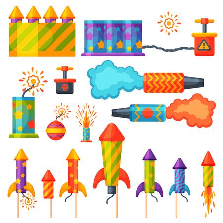 Fireworks pyrotechnics festival tools