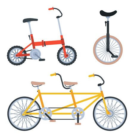 Bike sport bicycles transport style old ride vehicle summer transportation illustration hipster romantic travel ride wheel pedal cycle. 写真素材