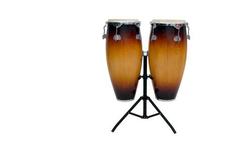 Conga Drum Archivio Fotografico
