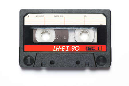 Gemeinsame Audiokassette mit einer 90-minütigen Spielzeit