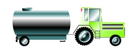 g�lle: Traktoranh�nger